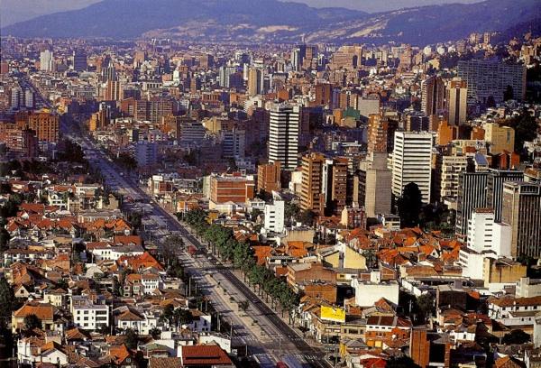 Hyatt Bogota Colombia