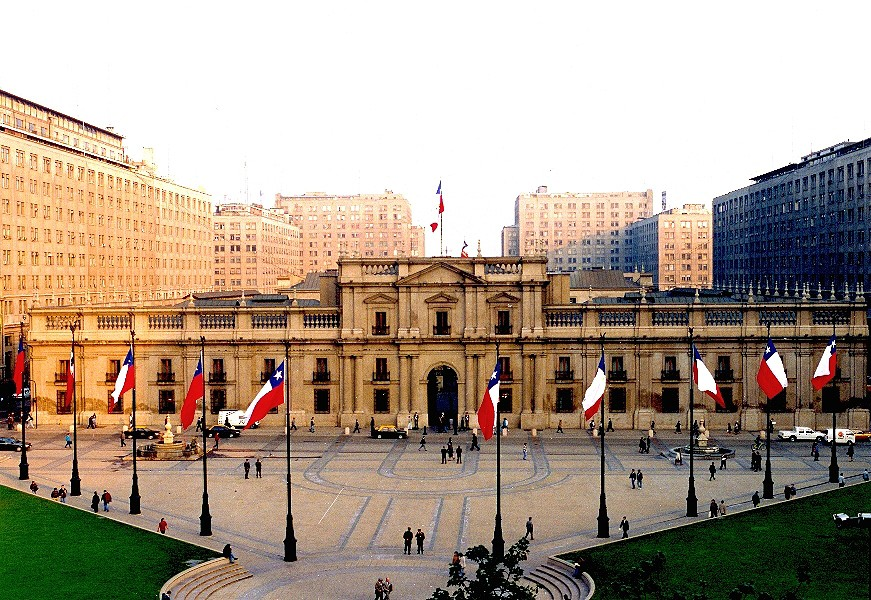 La Moneda Palace Santiago (Chile) | VISIT ALL OVER THE WORLD