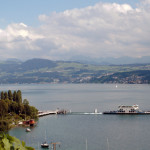 Lake Zurich Switzerland
