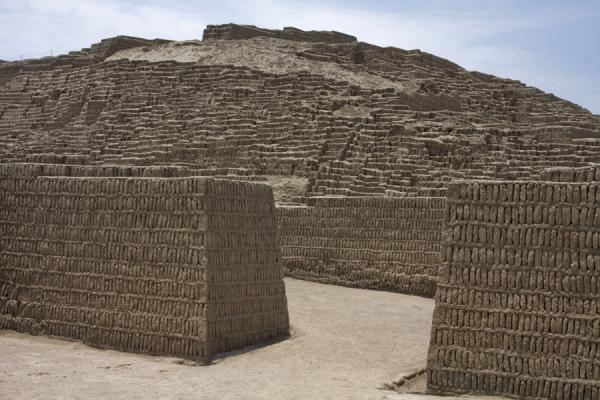 Lima Peru walls