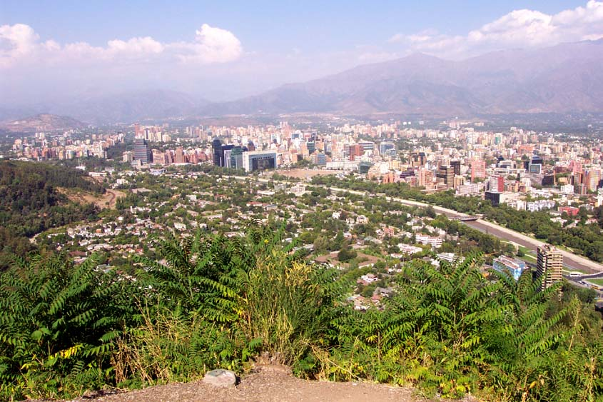 San Cristobal View