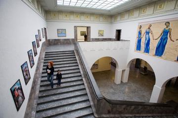 Switzerland Zurich Kunsthaus Museum