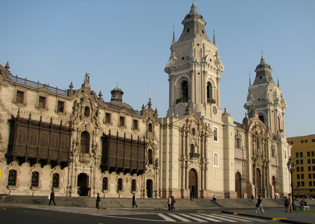 Cathedral of Lima (Peru)