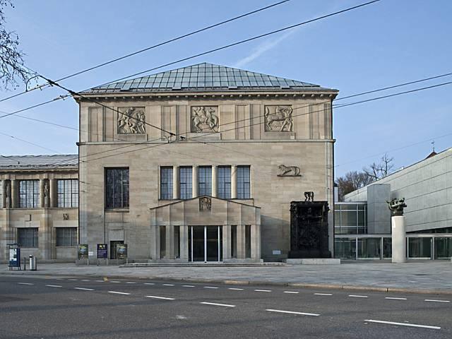kunsthaus museum zurich