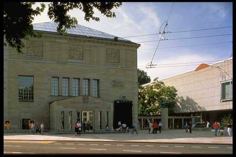 kunsthaus museum