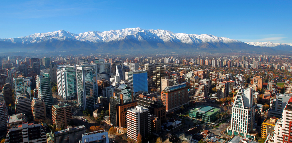 santiago the capital of chile