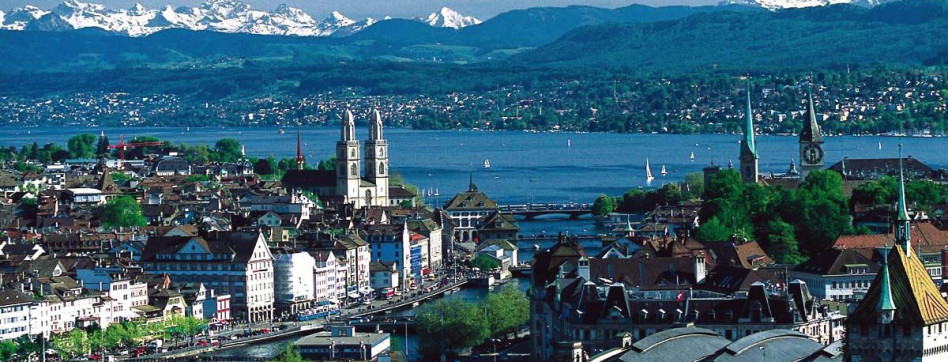 Zurich City the Largest city of Switzerland