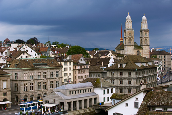 switzerland lindenhof zurich