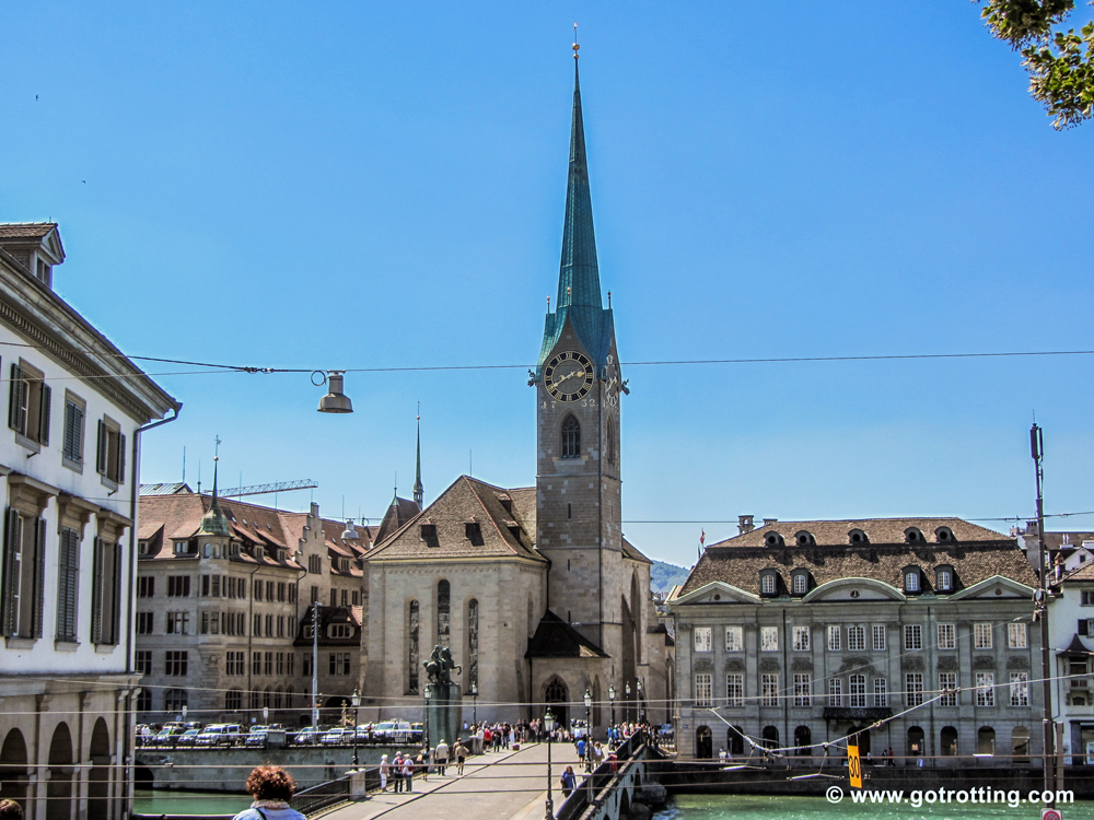 zurich-st-peter church