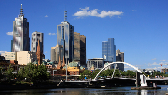 Melbourne the cultural capital of Australia
