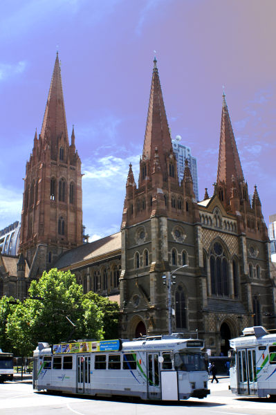 Australia st paul's cathedral