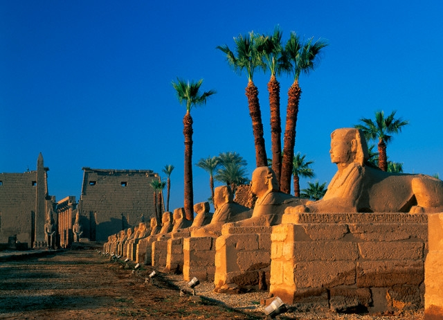 Luxor, the historical city of Egypt