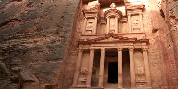 Cultural city of Jordan, Petra