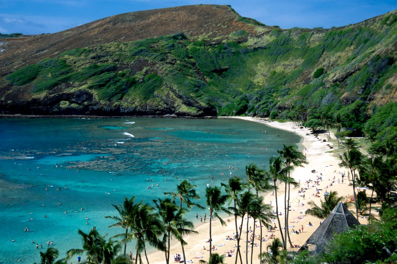Hanauma bay honolulu visit all over the world for Good places to go fishing near me