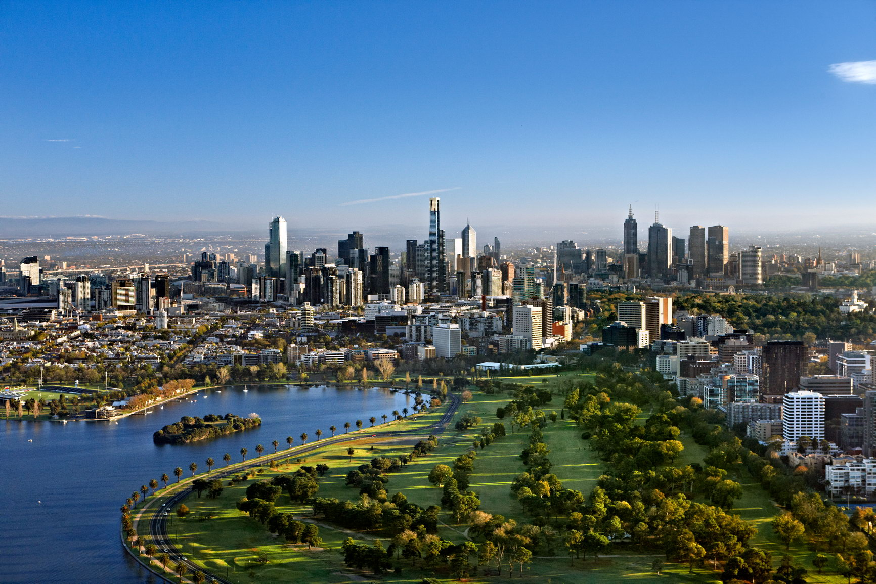 Melbourne a wonderful place to visit