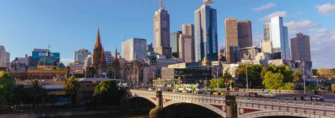 Melbourne City Center