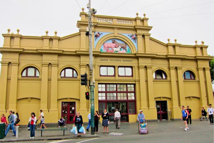 Queen Victoria Market Melbourne