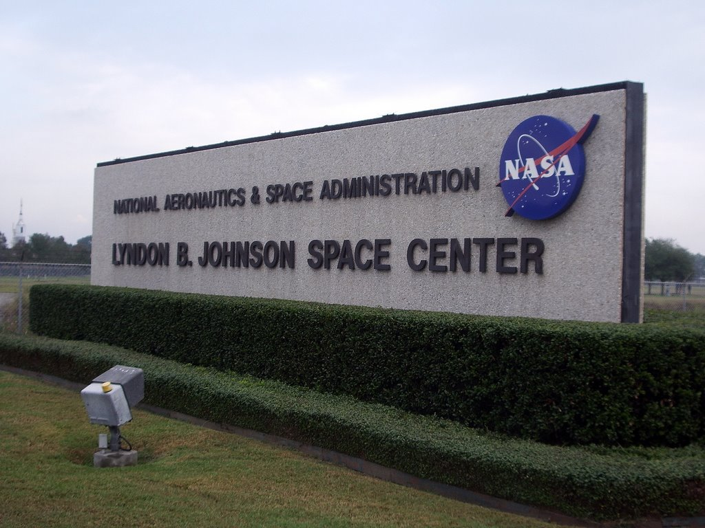 Texas Lyndon B. Johnson Space Center Houston