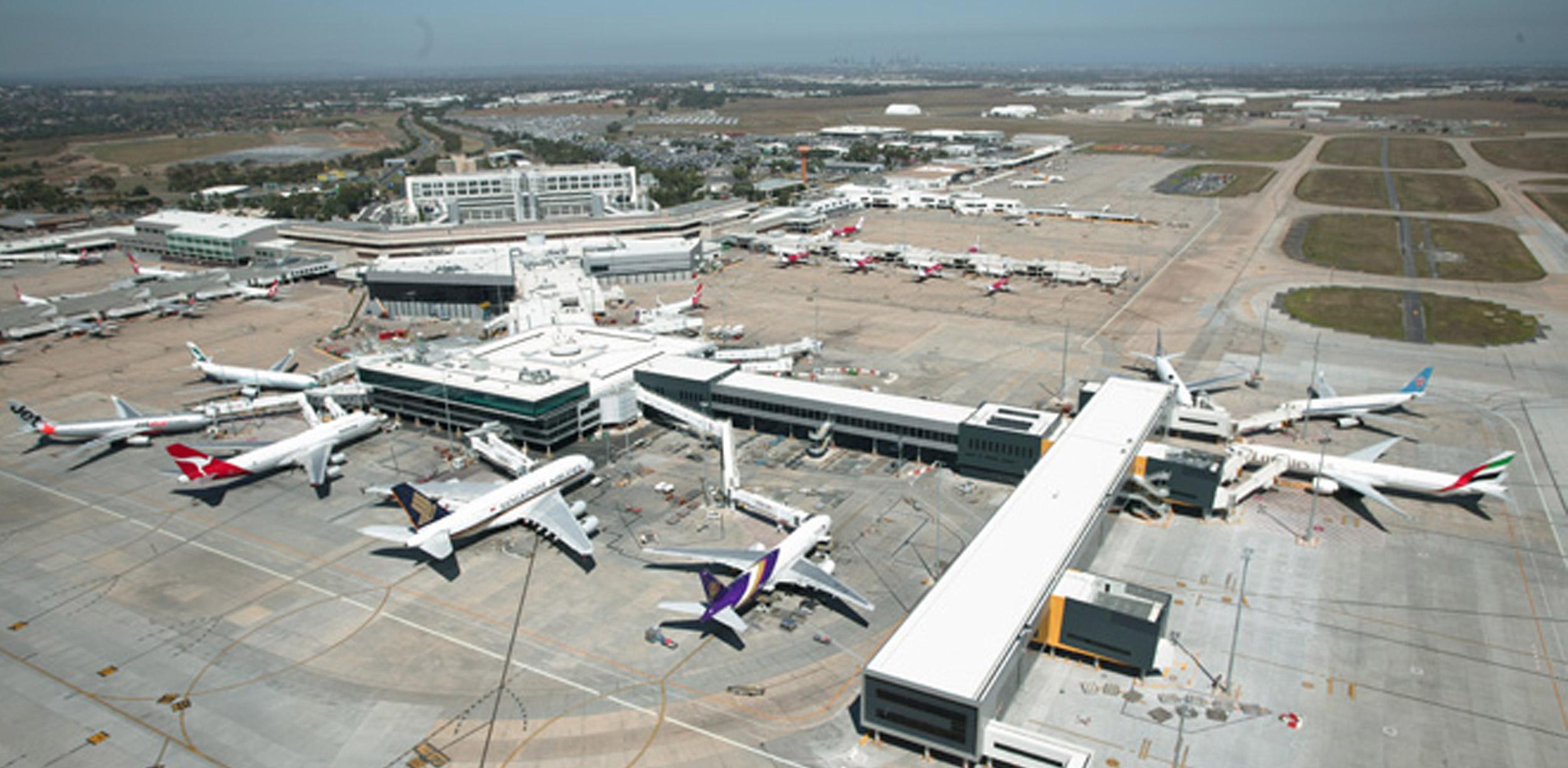 Tullamarine airport Australia