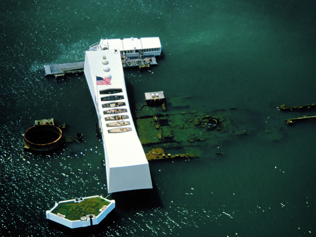 Uss Arizona Memorial honolulu