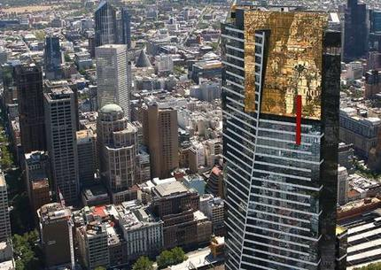 eureka tower australia