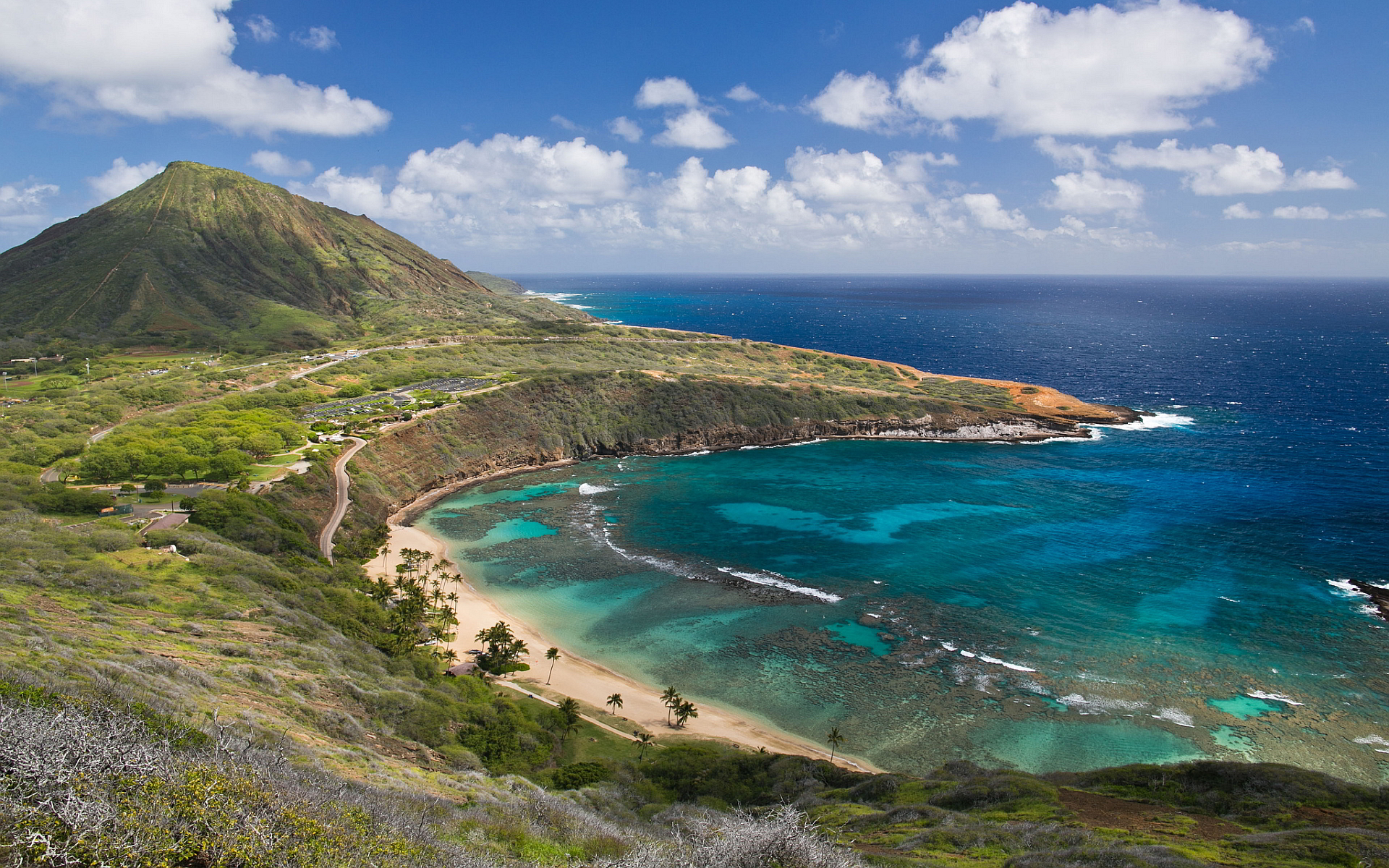 hanauma bay beautiful