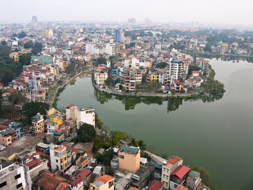 Hanoi, the Capital of Vietnam