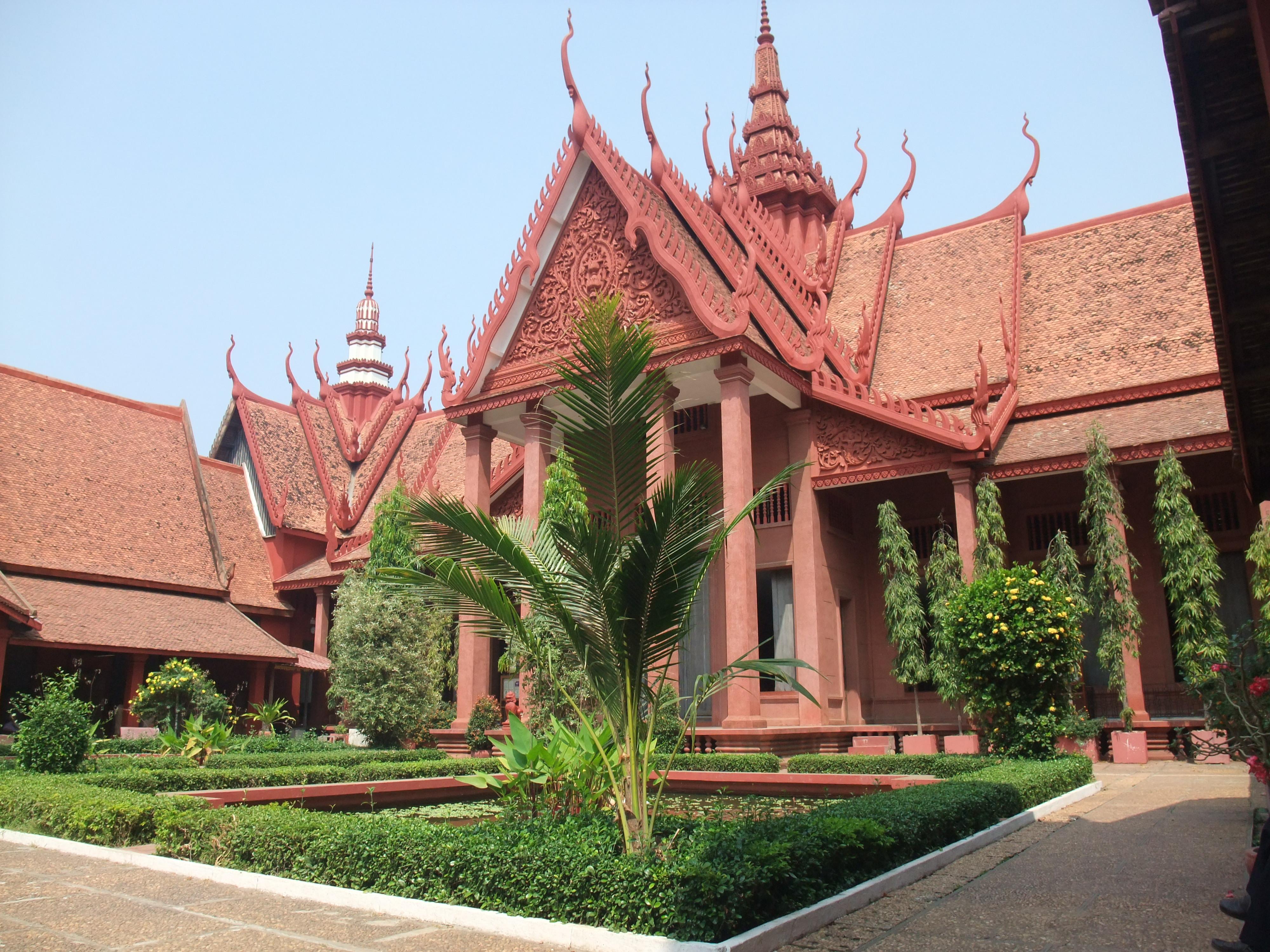 national meuseum of cambodia,phnom penh