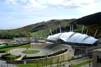 our dynamic earth edinburgh