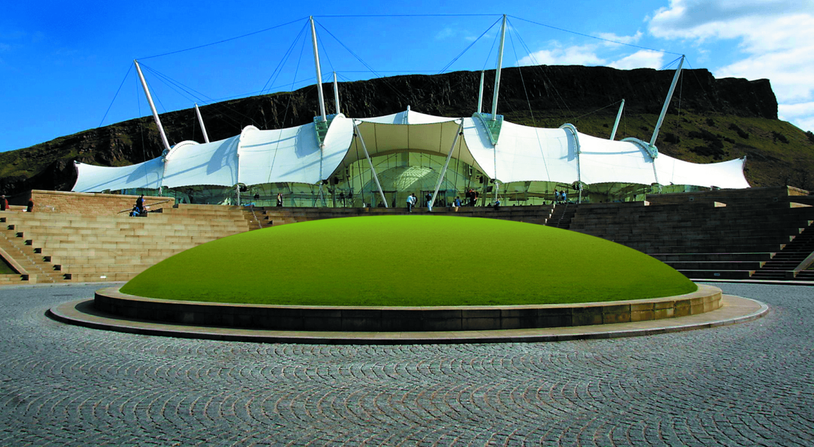 our dynamic earth exterior