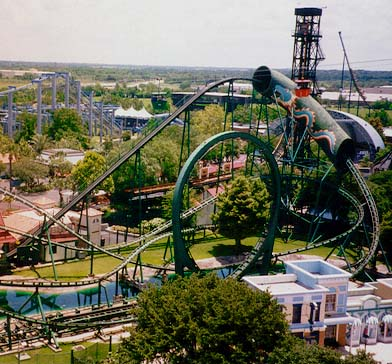 Six Flags AstroWorld Houston