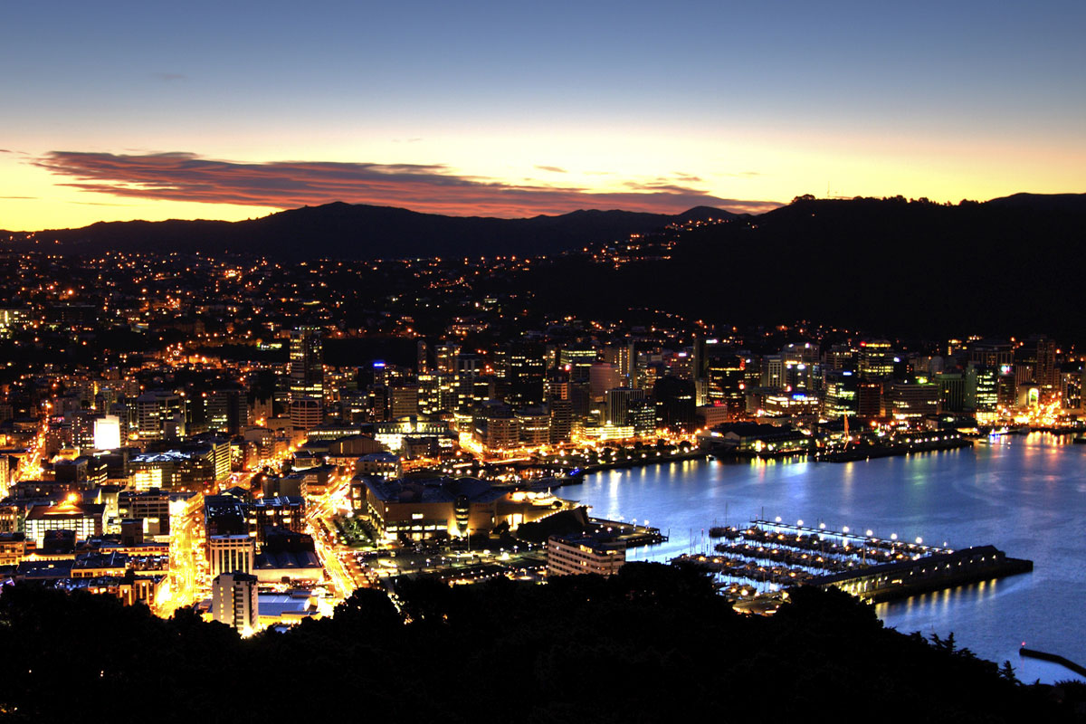 wellington new zealand ffm