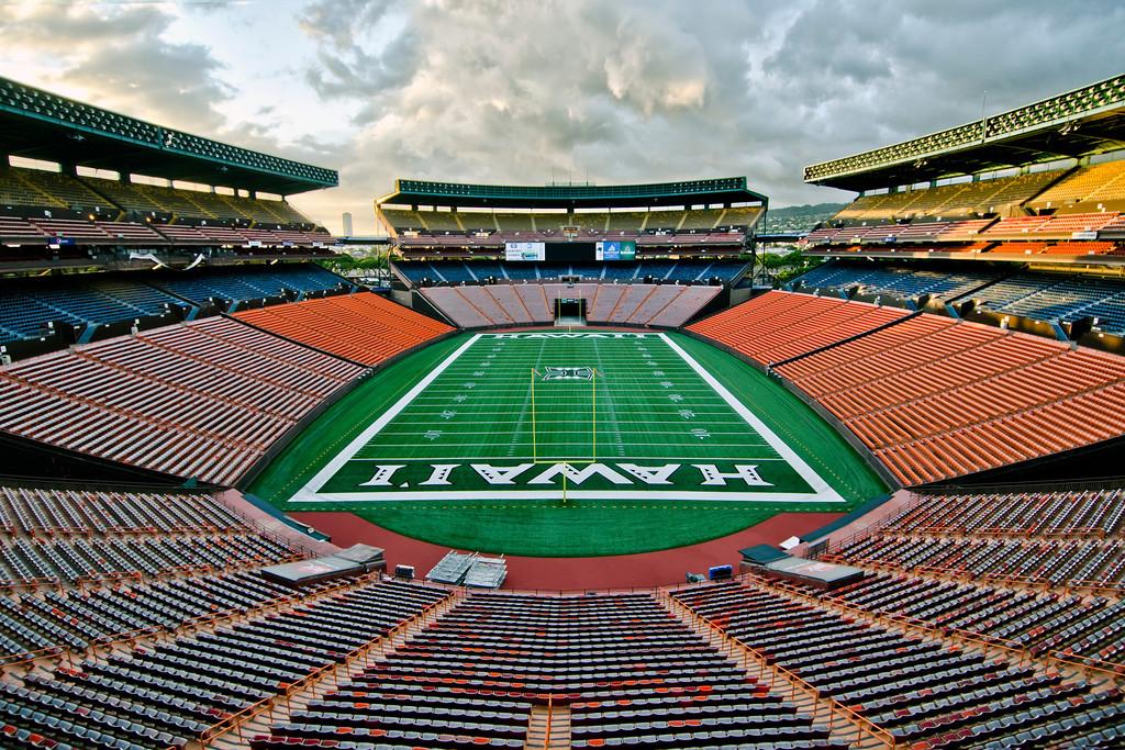 aloha baseball stadium