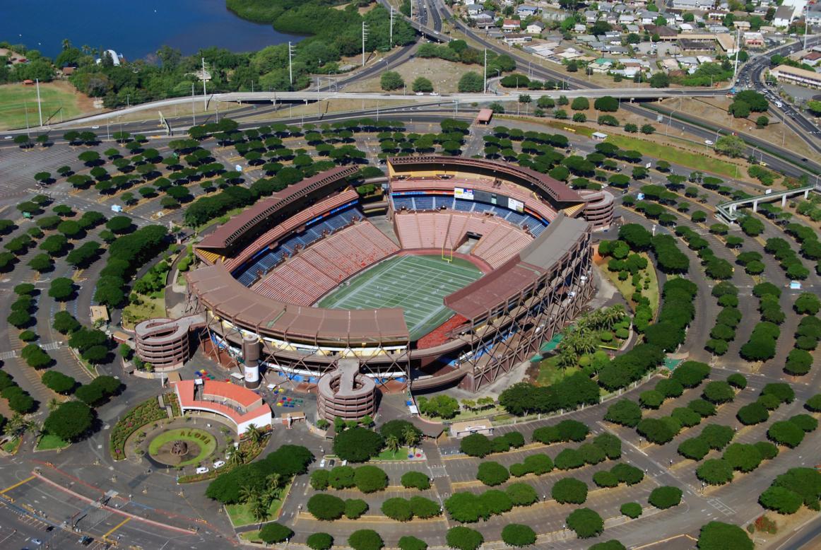New Stadium: New Stadium Hawaii