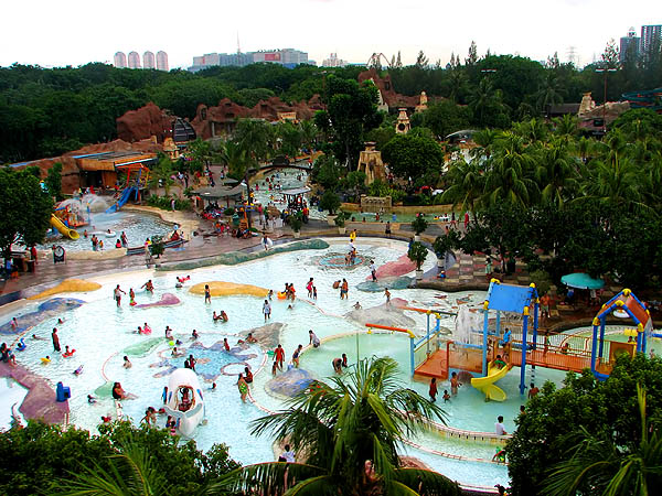 ancol dreamland beautiful park