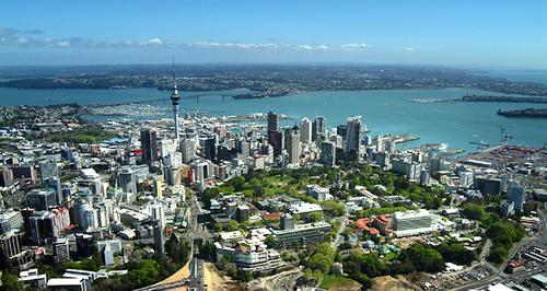 Auckland, the City of Sails