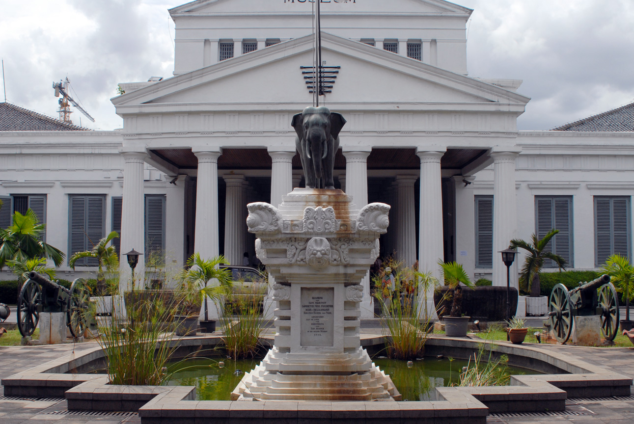 national museum, indonesia