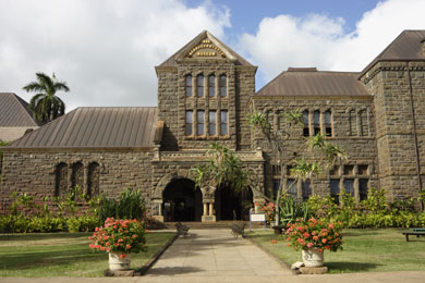 oahu bishop museum