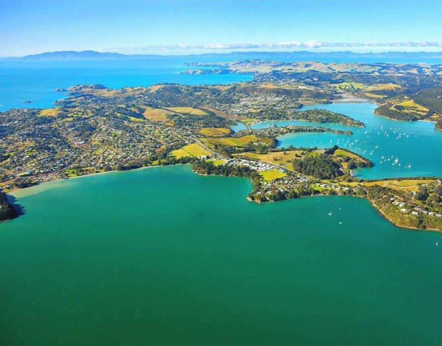 waiheke island overview