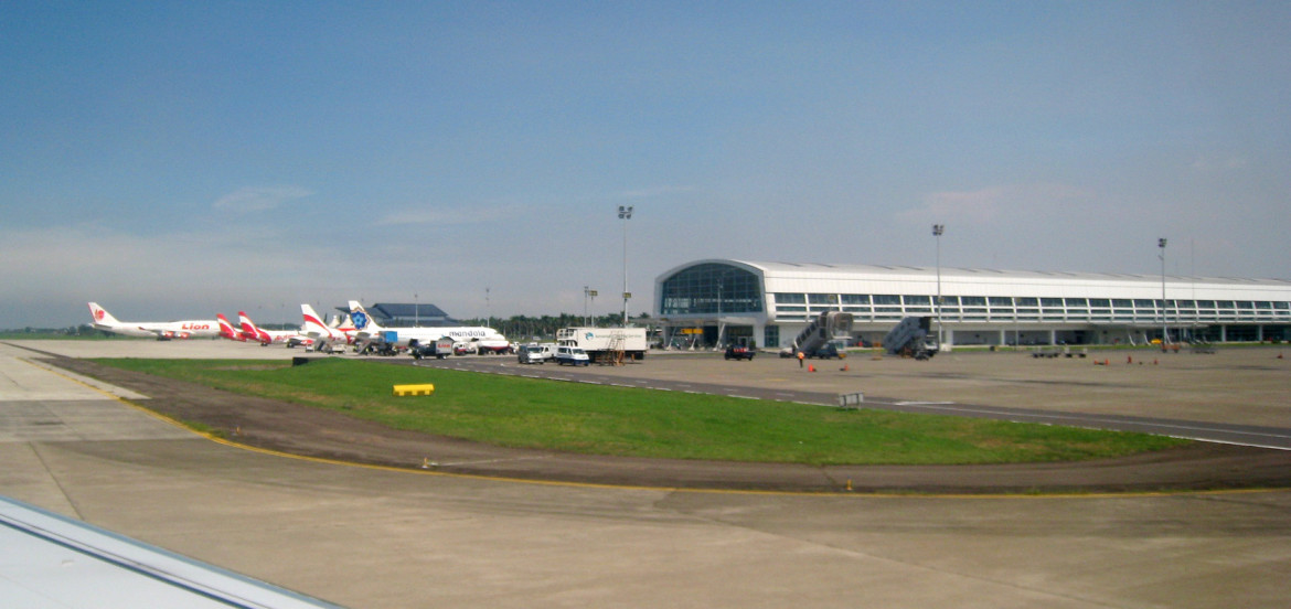Soekarno-Hatta International Airport Terminal 3 apron