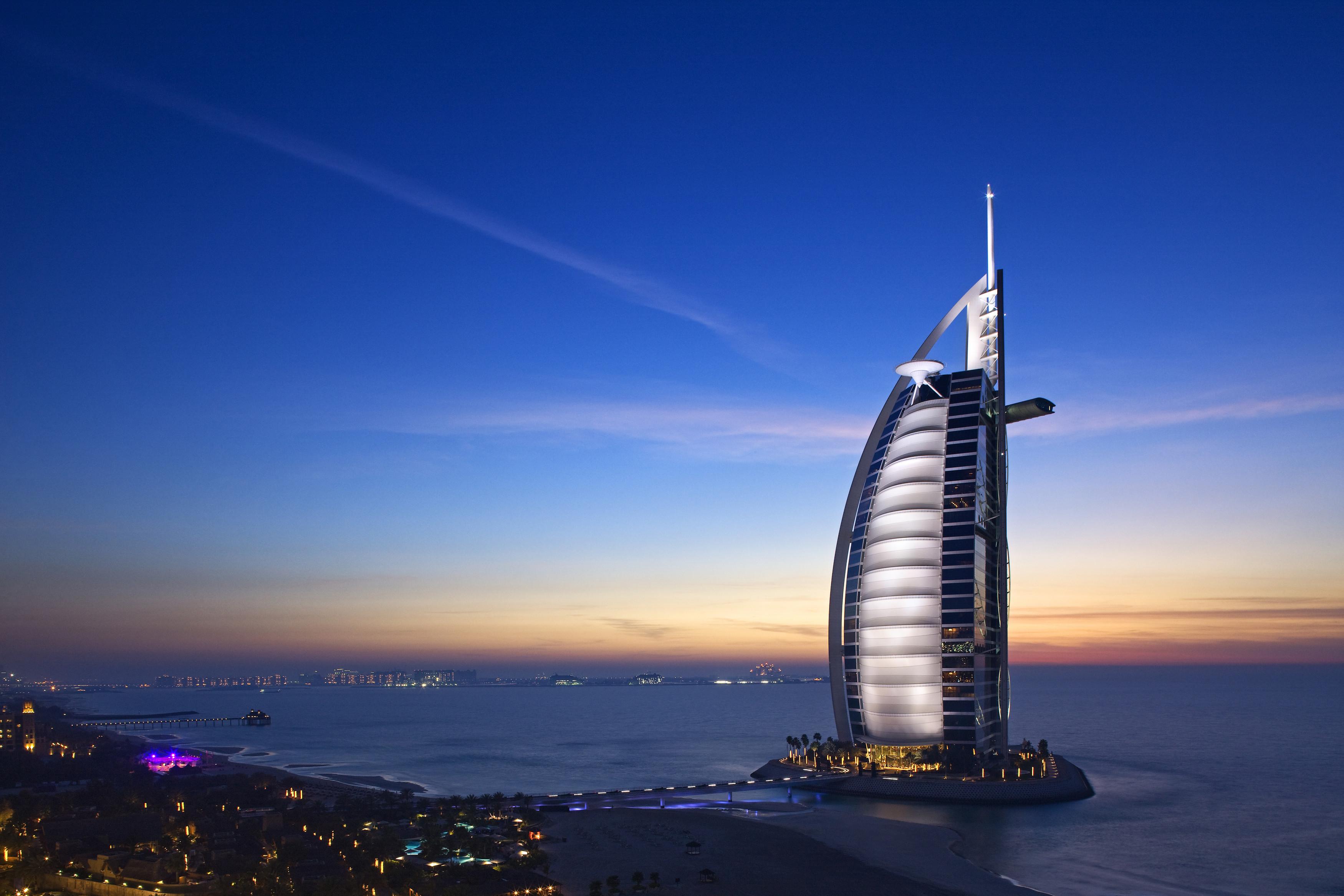 Burj al arab visit all over the world for Dubai hotels