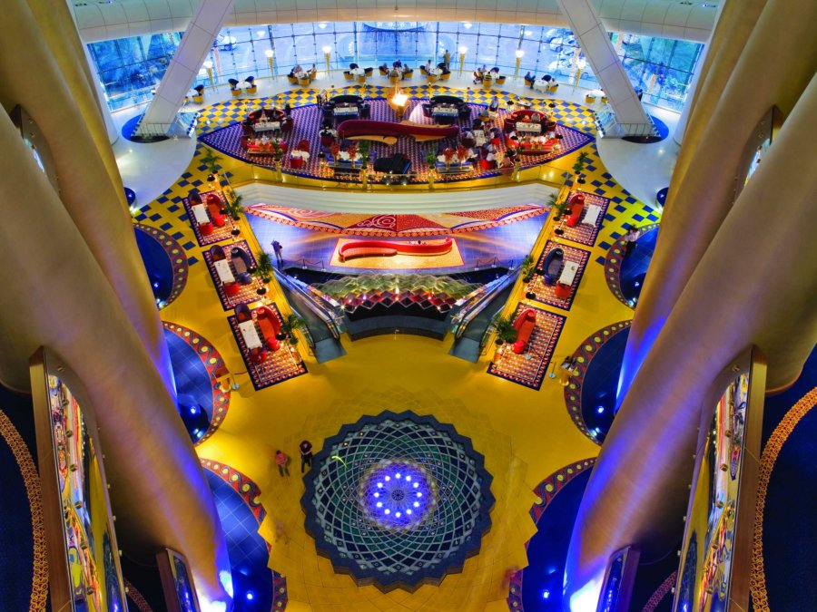 Burj al arab visit all over the world for Luxury hotels all over the world