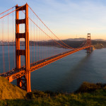 Golden Gate Bridge, The World longest Suspension Bridge