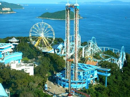 The Ocean Park Hong Kong