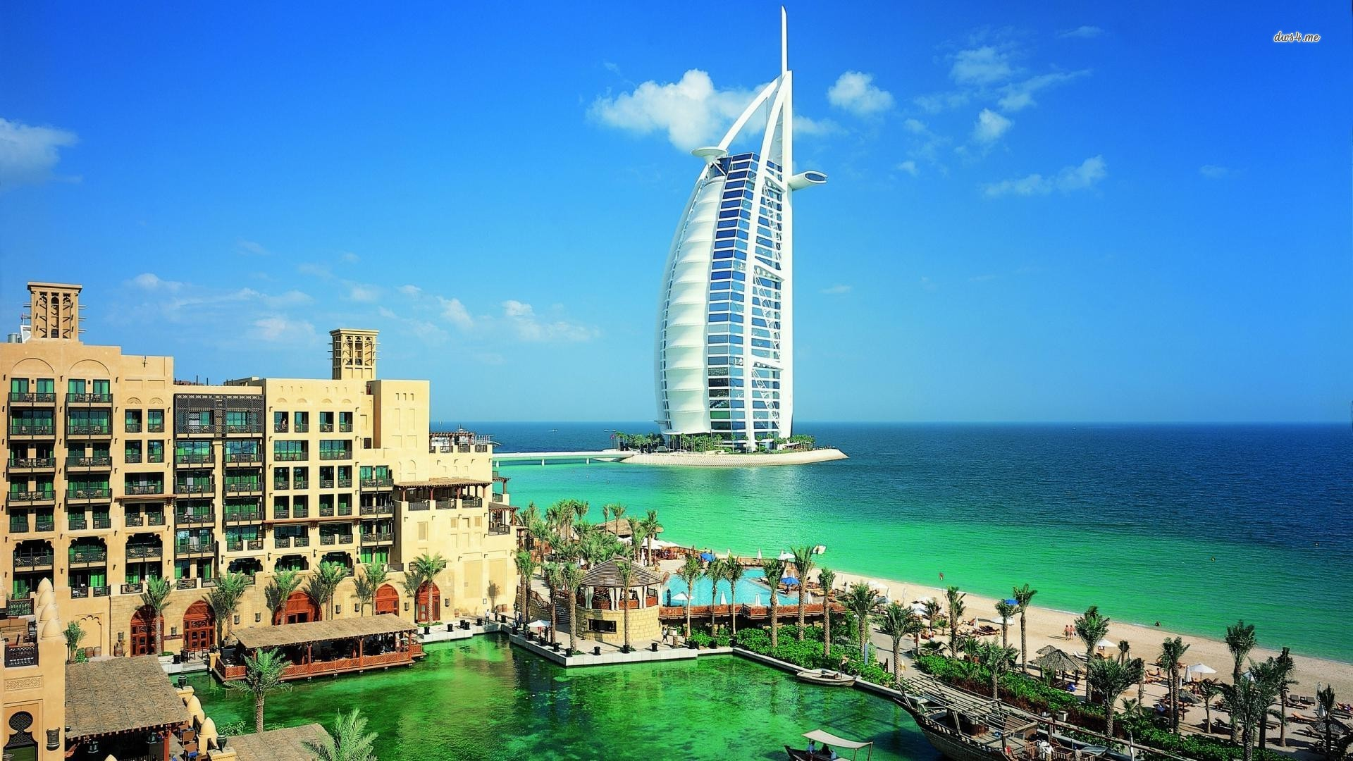 Dubai the city of gold visit all over the world for Nice hotels in dubai