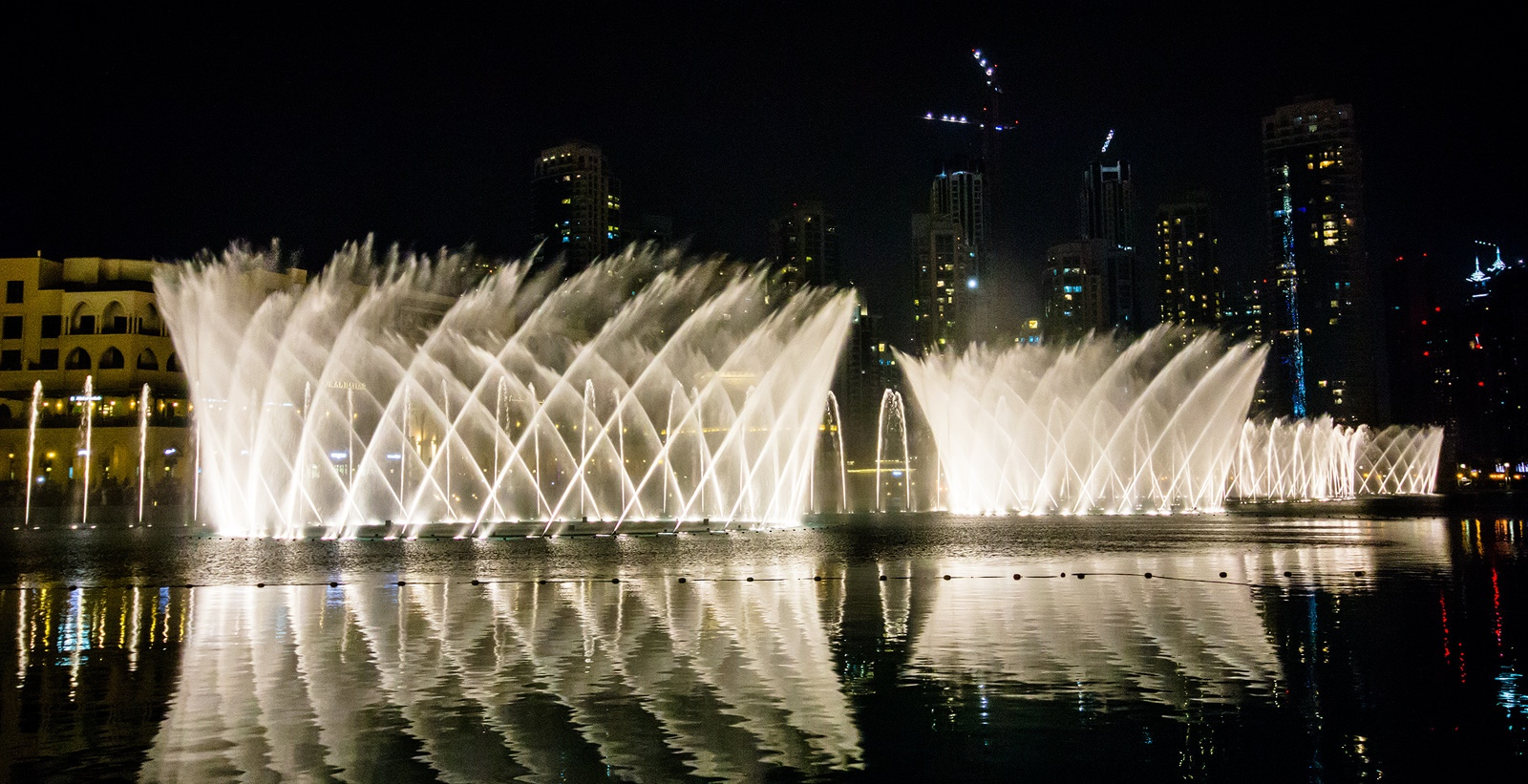 Image result for The dubai Fountains