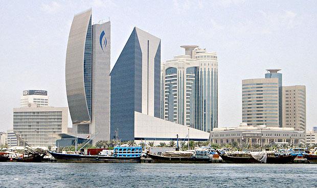 dubai smart buildings