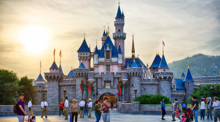Image result for disneyland hong kong