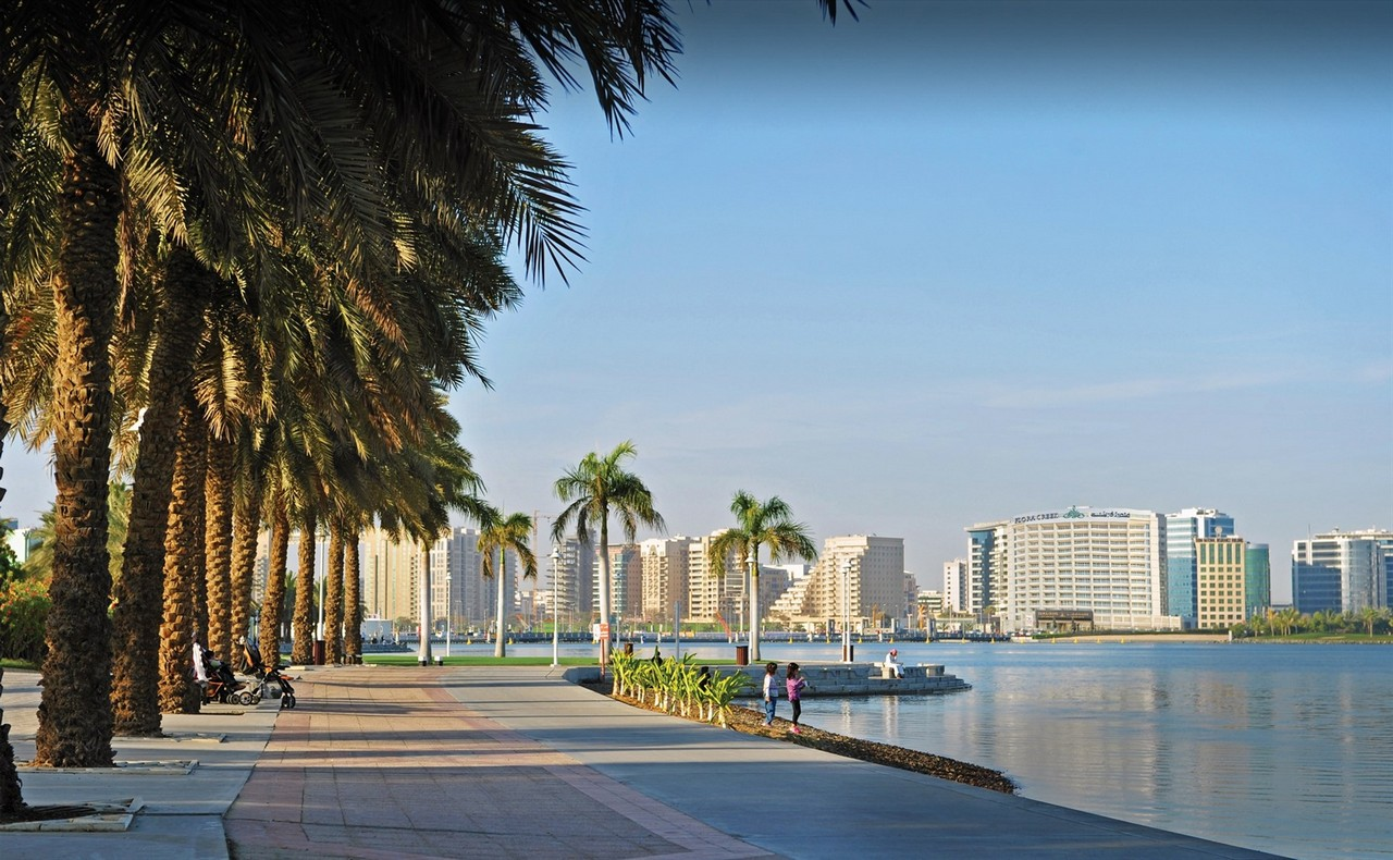 park in dubai creek