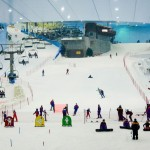Ski Dubai, Indoor ski resort in Dubai